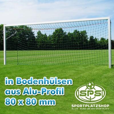 Fußballtor in Bodenhülsen, Trainingstor, Tor, Jugendtor, Kindertor, Übungstor