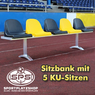 Sitzbank, Bank, Fußballbank