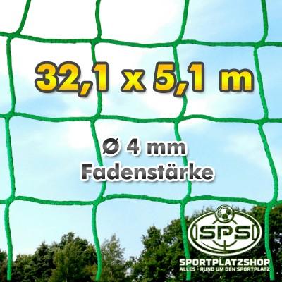 Ballfangnetz, Schutznetz, Fangnetz, Sportplatznetz, Ballfangschutznetz, Netz