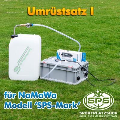 Umrüstsatz für Nassmarkierwagen Modell SPS-Mark, Markierwagen, Markierung