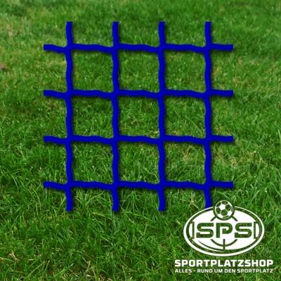 Fußballtornetz, Großfeldtor Netz Blau