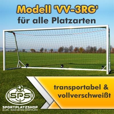 Jugendtor Modell 'VV-3RG' für alle Platzarten