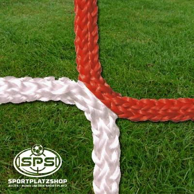 Fußballtornetz, Jugendtor Netz Rot-Weiß