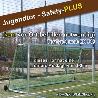 """Jugendtor VV Modell """"Safety-PLUS"""""""