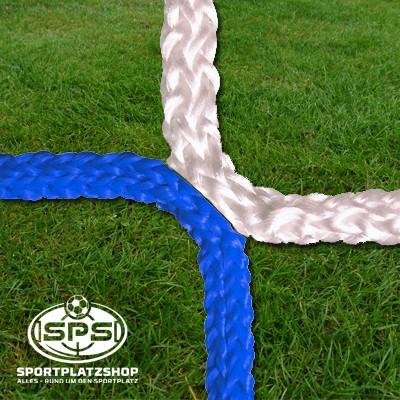 Fußballtornetz, Jugendtor Netz Blau-Weiß