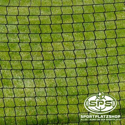 Tornetz, Fußballtornetz, Netz schwarz, schwarzes Tornetz