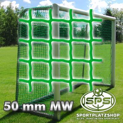 Fußballtornetz, Kleinfeldtor Netz Grün