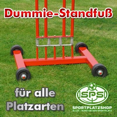 Dummie Standfuß, Fußballtraining