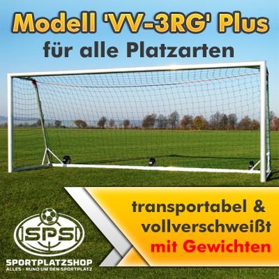 Jugendtor Safety Modell 'VV-3RG Plus' für alle Platzarten