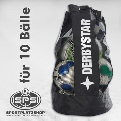Ballsack, Ballbeutel, Balltasche, Fußballsack, Fußballtasche, Fußballbeutel