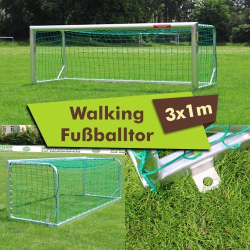 Walking-Fussballtor