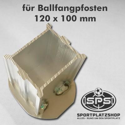Deckel für Ballfangpfosten, Pfostendeckel, Abdeckung Ballfang