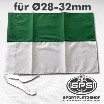 Fahnentuch, Fahne, Flagge, Vereinsfahne, Vereinsflagge, Eckfahne, Fußballfahne
