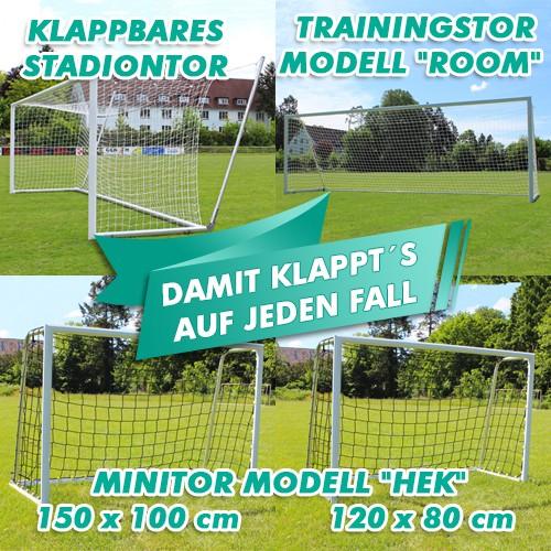 Klappbare-Fussballtore