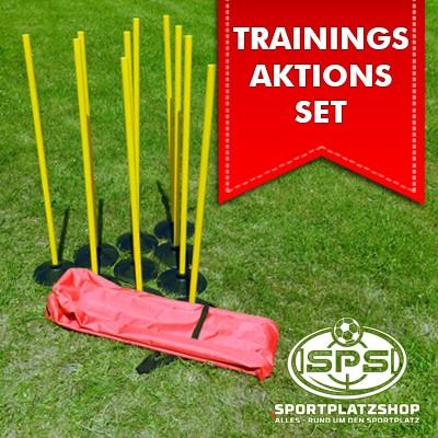 Trainingsstangen, Stangen, Slalomstangen, Übungsstangen