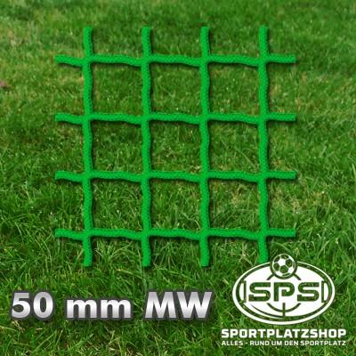 Fußballtornetz, Minitor Netz Grün