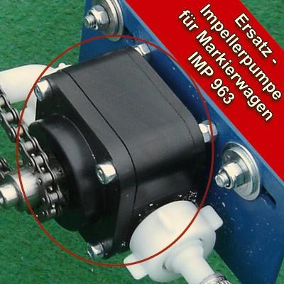 Impellerpumpe für Markierwagen IMP-963