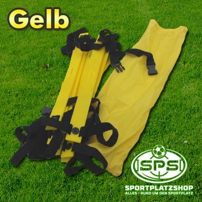 KOO-Leiter Gelb mit Tasche