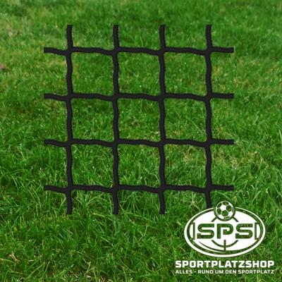 Fußballtornetz, Großfeldtor Netz Schwarz