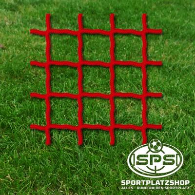 Fußballtornetz, Jugendtor Netz Rot