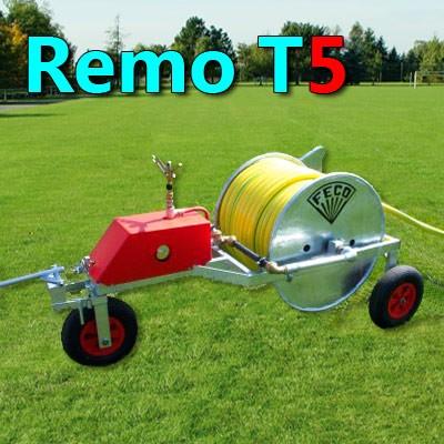 selbtfahrende Beregnungsmaschine Remo T5