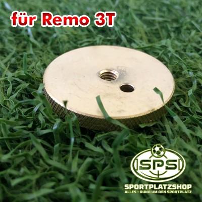 Rändelmutter für Remo 3T