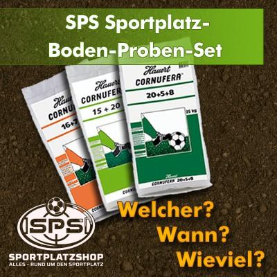 Sportplatz-Bodenproben-Set