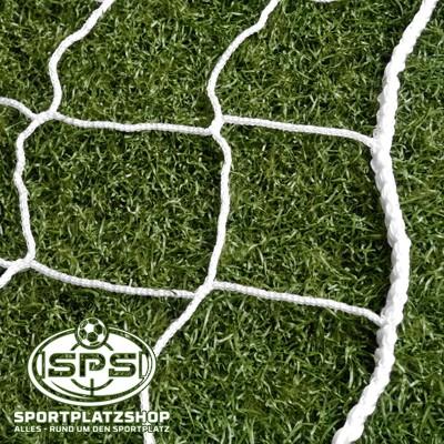 Fußballtornetz, Minitornetz weiß, Tornetz